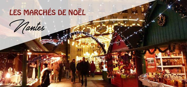 Marchés de Noël à Nantes