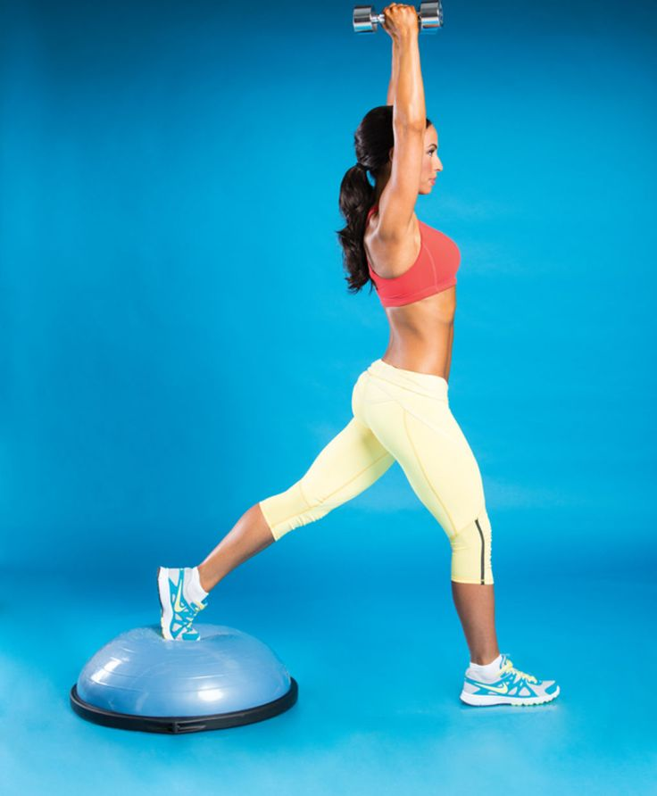 Bosu Ball Exercises For Athletes: 44 Best Bosu Ball Images On Pinterest