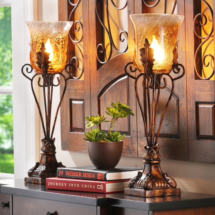 Love The Wall Finishes Chandelier And The Overall Tuscan: 17 Best Images About Wrought Iron On Pinterest