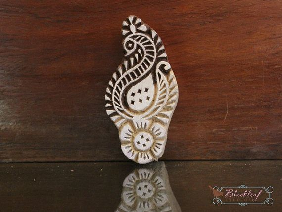Hey, I found this really awesome Etsy listing at http://www.etsy.com/listing/128711047/wood-block-printing-hand-carved-indian