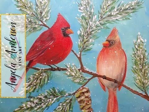 Cardinal Drawing Tutorial How To Draw Birds Step By