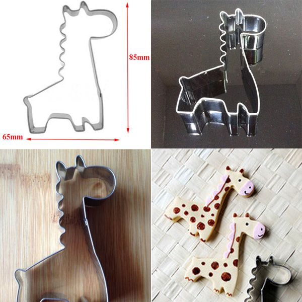 Cheap cutter wire, Buy Quality cutter mower directly from China cake fairy Suppliers: 100% Brand new and High quality Steel Giraffe Shape Mould Material: stainless steelSpecifications: 6.7 * 7 * 2 cmF