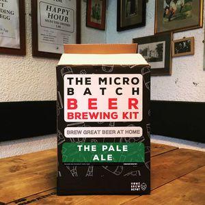 Micro Batch Beer Brewing Kit - food & drink