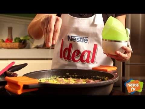 ▶ Cazuela de albóndigas al curry - Recetas de Cocina Nestlé - YouTube