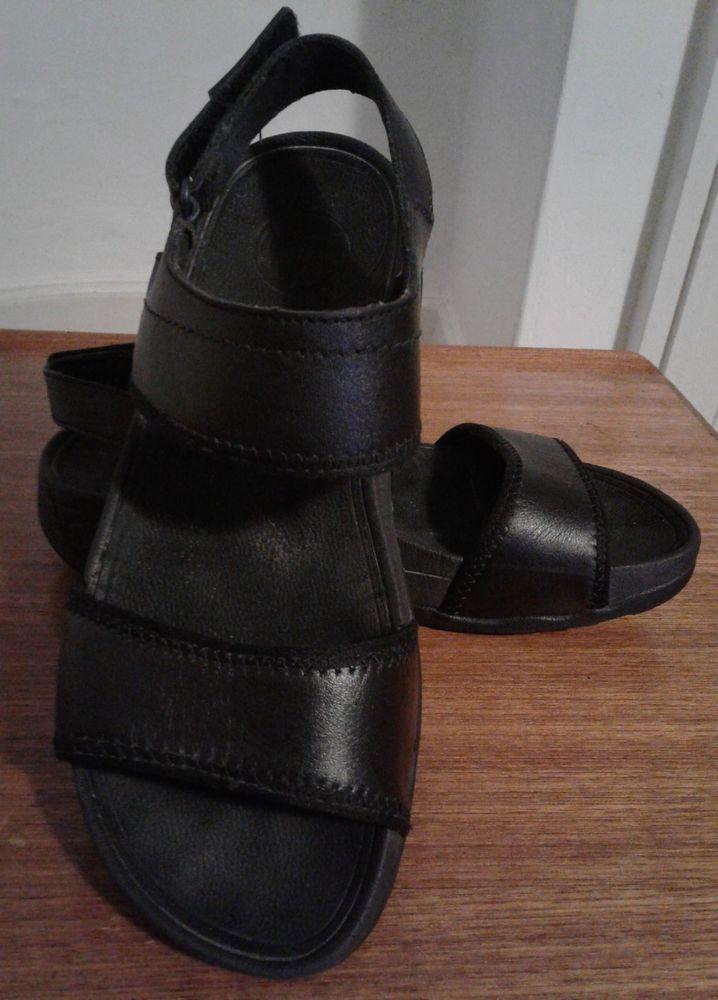 5bd0f974e760 Women s FitFlop Sandals Size 7 Black  FitFlop  Sandals