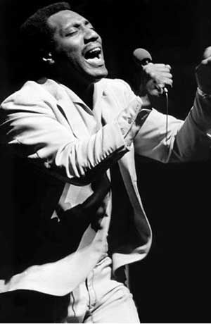 Otis Redding (1941-1967) was an American soul singer-songwriter, record producer, arranger, and talent scout. He is considered one of the major figures in soul music and rhythm and blues, and one of the greatest singers in popular music.