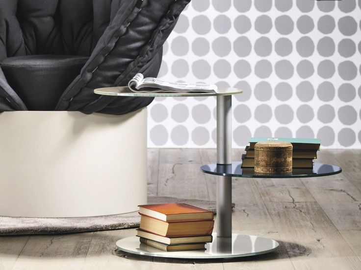 COLLETTO Bedside table by Lago design Nuša Jelenec