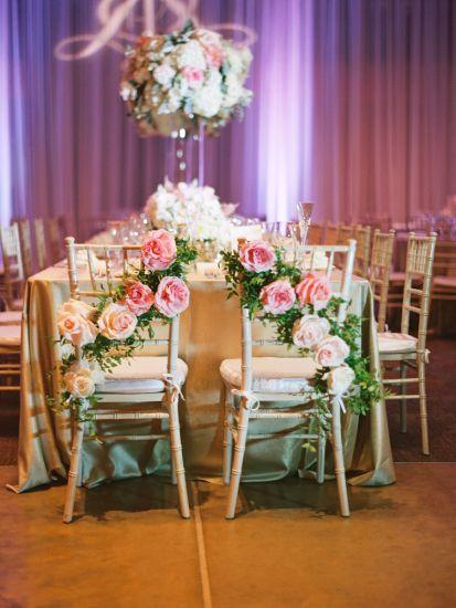 San Diego Wedding, Part 2: Reception Details