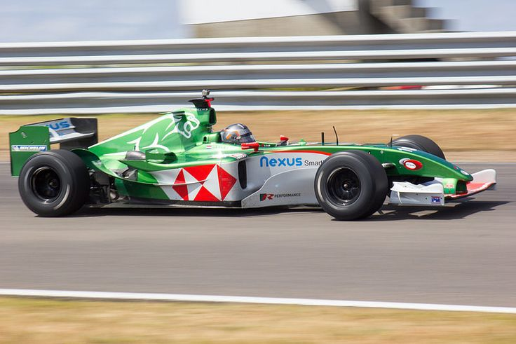 140705 41 Circuitpark Zandvoort _ Zandvoort Masters _ Boss GP _ Jaguar R5 - F1E2 _ Klaas Zwart
