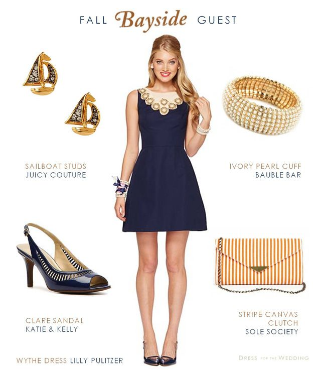 Fall wedding guest look what to wear pinterest my for Cute dresses to wear to a fall wedding