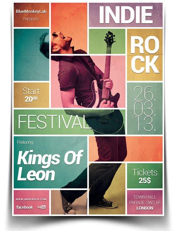 image0071 30 Creative Rock Concert Posters