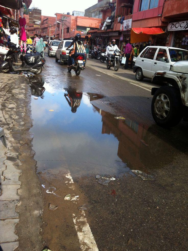 Jaipur roads, Rajastan spirit