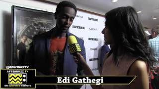 Edi Gathegi Interview | Crackle's Start Up Premiere