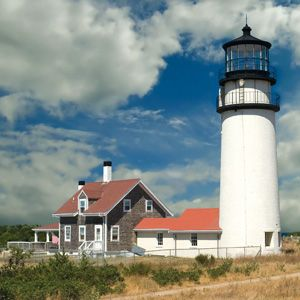 Lighthouse on Cape Cod - Cape Cod & the Islands tour