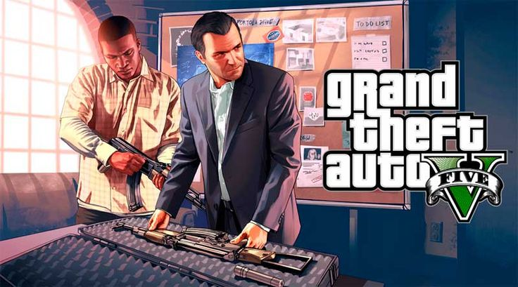 Game GTA V for PC Terbaru Full Version