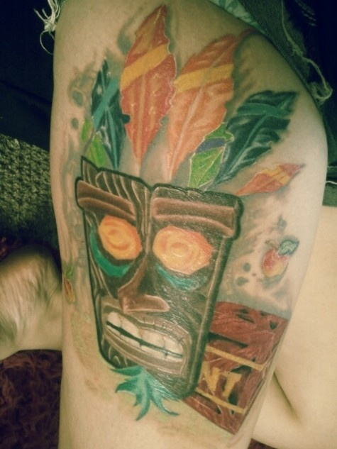 16 best sonic tattoos images on pinterest gorgeous for Crash bandicoot tattoo