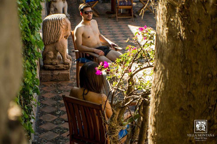 Cada temporada le da a Villa Montaña una esencia única. La mejor forma de disfrutarla es con nosotros 🌼  #HotelVillaMontaña