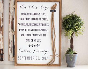 Blended Family Wedding Blended Family Unity Ceremony Unity