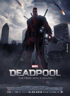 Deadpool 2016 Türkçe Dublaj full HD izle
