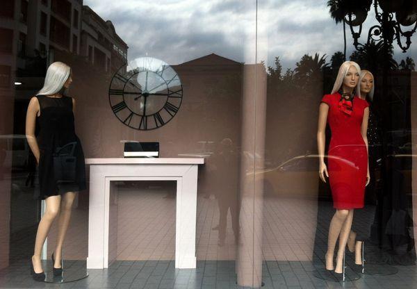 Window Mannequins REALISTIC DIXIT. TUNISIA