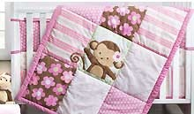 Sweet Monkey Nursery Theme I FOUND IT!! Brown / Pink