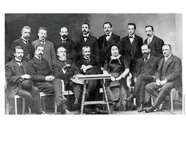 La doctora Eloísa Díaz (1866-1950) una de las primeras mujeres en titularse de una universidad en América Latina. Su especialidad: ginecología.