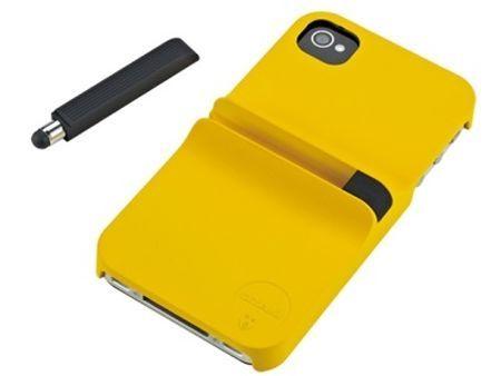 iCoat Finger : une coque + stylet pour l'iPhone