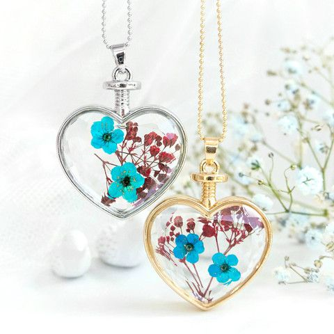 Miracle Heart Necklace – Hotsy Totsy