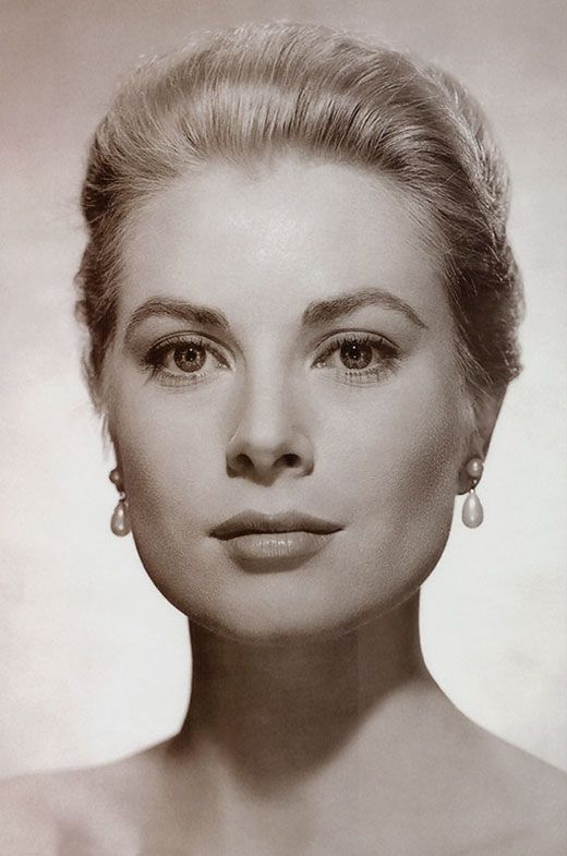 Grace Kelly (someone once said I looked like her. hands down, best compliment ever):