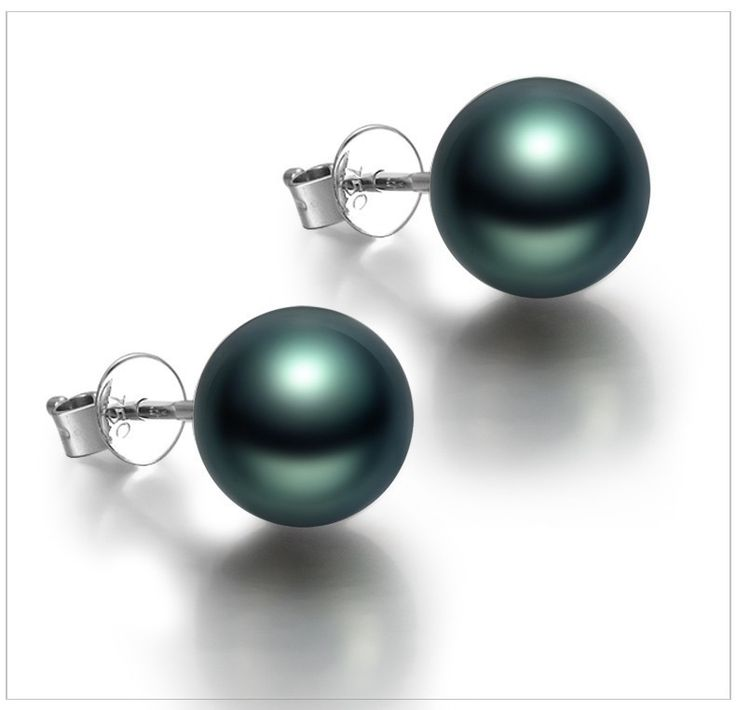 """Tahiti Black Pearl earrrings #BuyChiq. You can see all the prices and more details in our website. (www. Buychiq.com) Also if you are subscribe to our newsletter you will participate in our sweepstakes. Good Luck! Follow us in Facebook clicking """"Like"""" www.facebook.com/... or in Twitter www.twitter.com/..."""