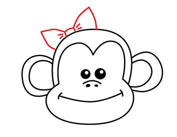 рисунок обезьяны - Поиск в Google