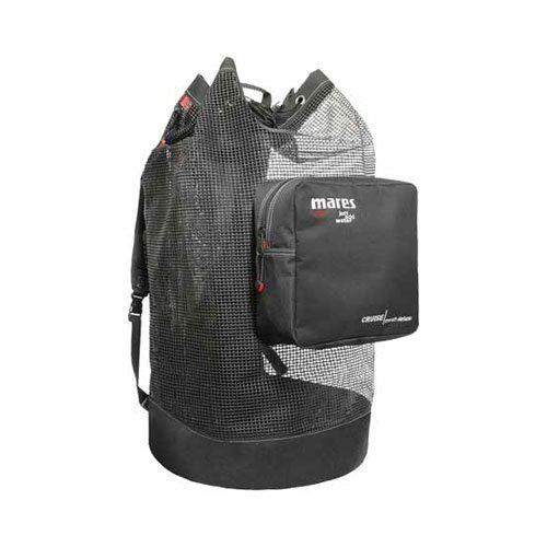 New Mares Deluxe Cruise Mesh Backpack Dive Bag for Scuba Divers & Snorkelers by Mares. New Mares Deluxe Cruise Mesh Backpack Dive Bag for Scuba Divers & Snorkelers. 28 x 16 x 16 inches.