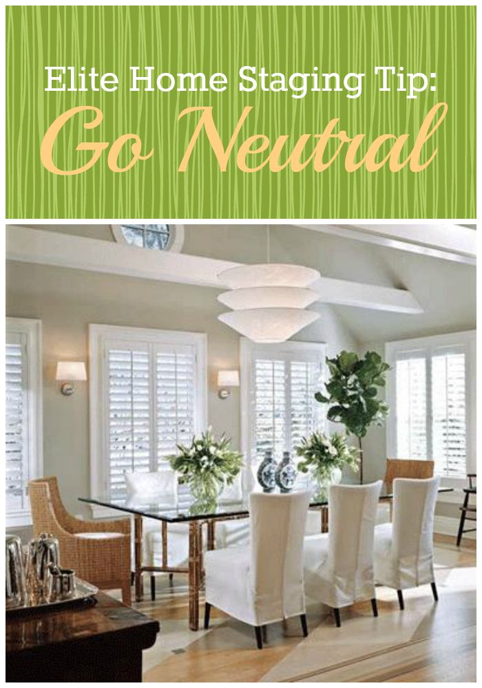 13 best images about home staging tips on pinterest for Best neutral color paint interior house