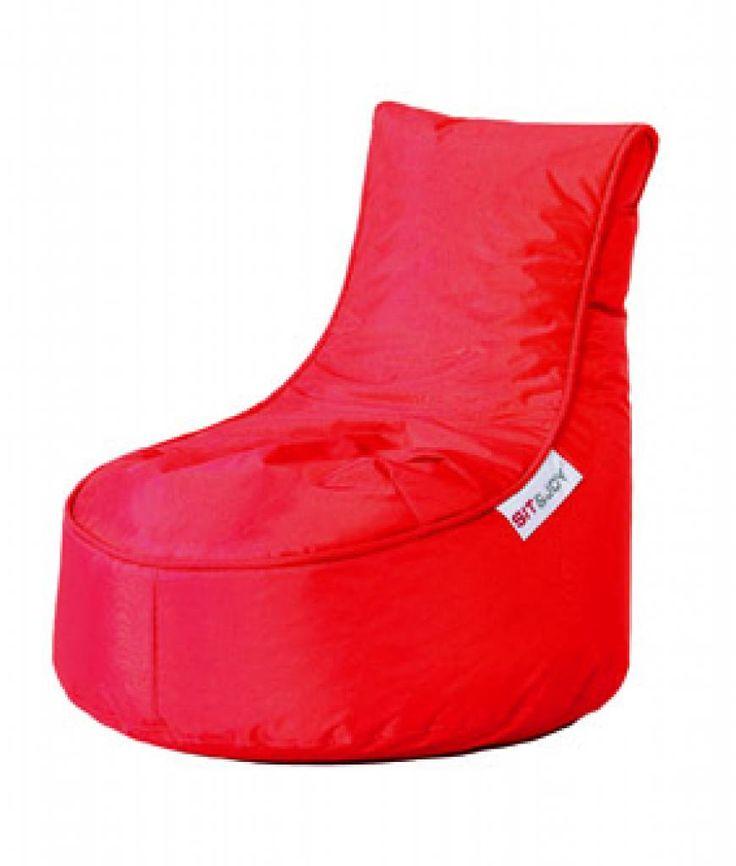 De Sit&Joy Mini Balina zitzak is een trendy lounge stoel van 50 x 63cm voor kinderen. De lounge stoel is leverbaar in 7 moderne kleuren.