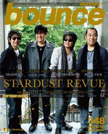 bounce 348号 - STARDUST REVUE