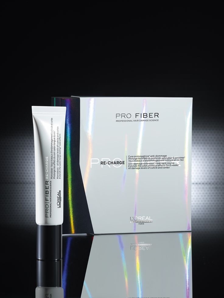 L'Oréal Professionnel Pro Fiber Re-Charge.