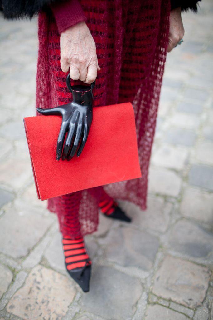 They Are Wearing: Paris Fashion Week [Photo by Kuba Dabrowski]