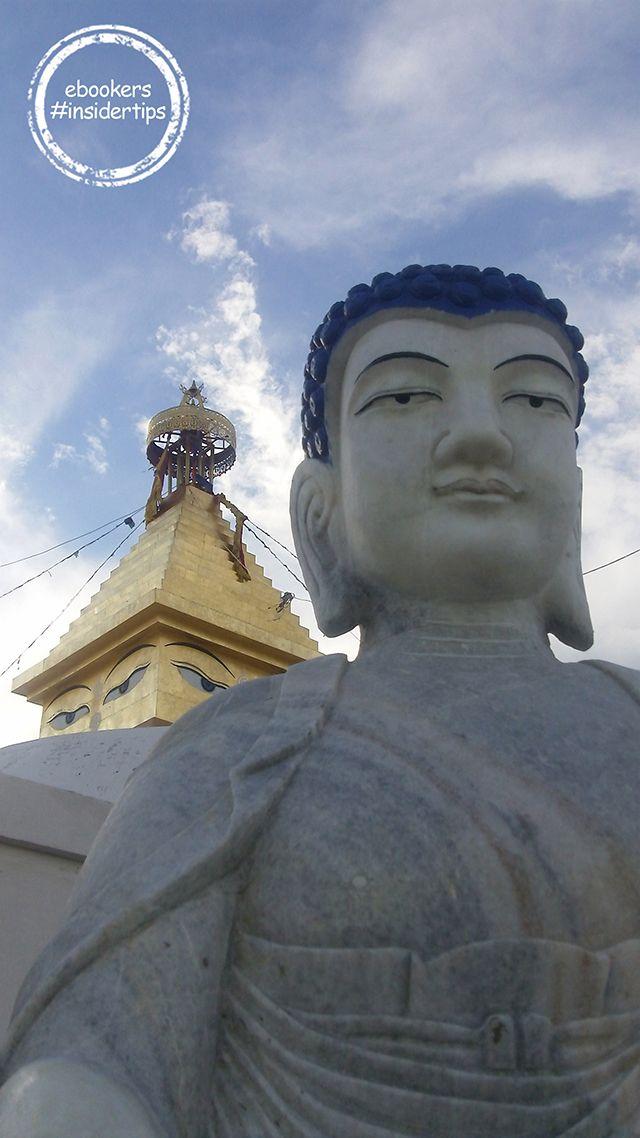 Ausserhalb vom Amarbayasgalant Kloster