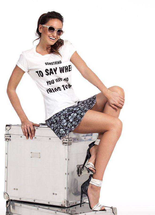 VolumeX with Eda Taşpınar T-Shirt Markafoni'de 29,90 TL yerine 14,99 TL! Satın almak için: http://www.markafoni.com/product/6674625/ #edataspinar #elbise #moda #trend #fashion #dress #stylish #celebrity #markafoni