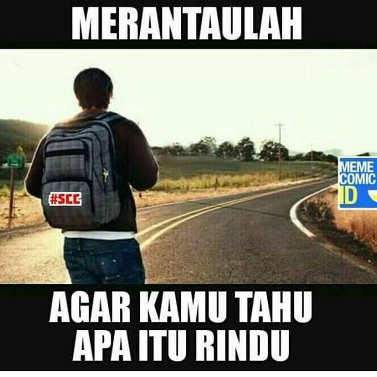 "17k Likes, 70 Comments - Dagelan Meme Humor Lucu Indo (@indowarkop) on Instagram: ""Merantaulah 😊 . Add juga official line @indowarkop di line!!! Id line : @indowarkop (pakek @ ya! )…"""