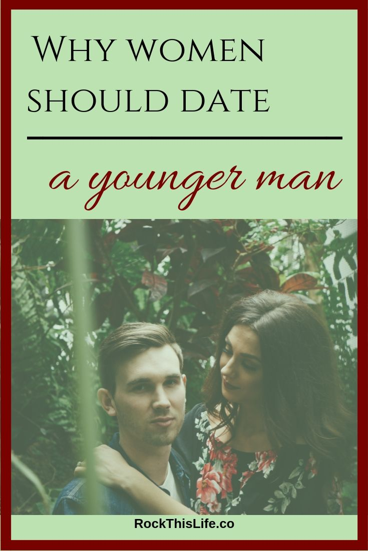 relationship advice dating a younger man