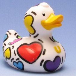 Deluxe Pop Heart Duck - M
