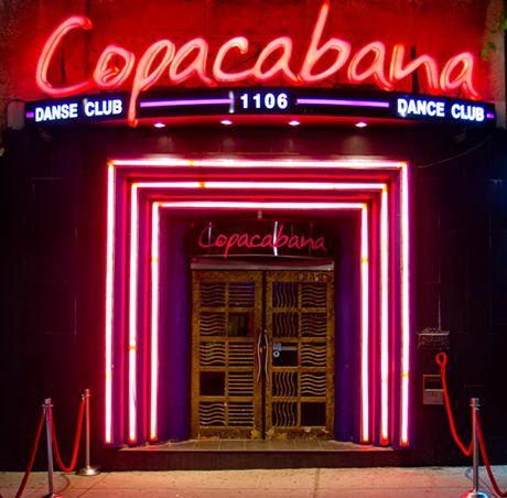 Copacabana #Montreal #Latin