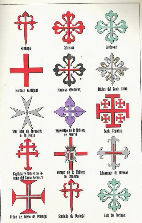 Insignia of the military orders