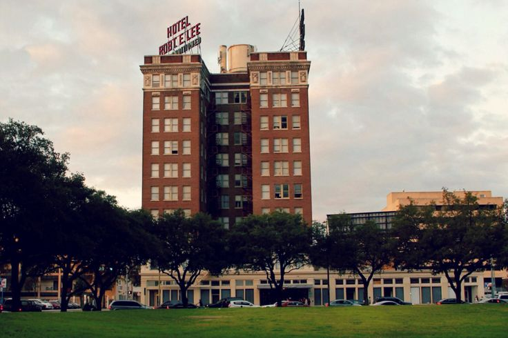 Robert E Lee Hotel downtown San Antonio