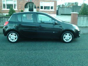 reno clio for sale mint condition for 2006 fully service timing belt changed all service books new tyres alloys family owned car ew em cl cd player cheap to insure an run taxed 1 18 nct 12 18 car well looked after lovely car to drive price 1850 no offers