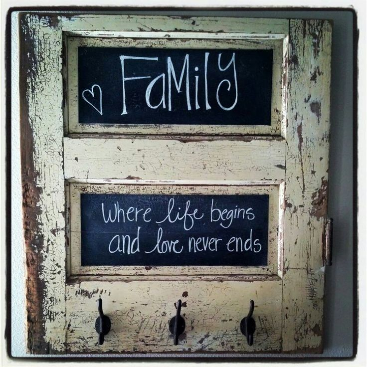 Family- where life begins and love never ends