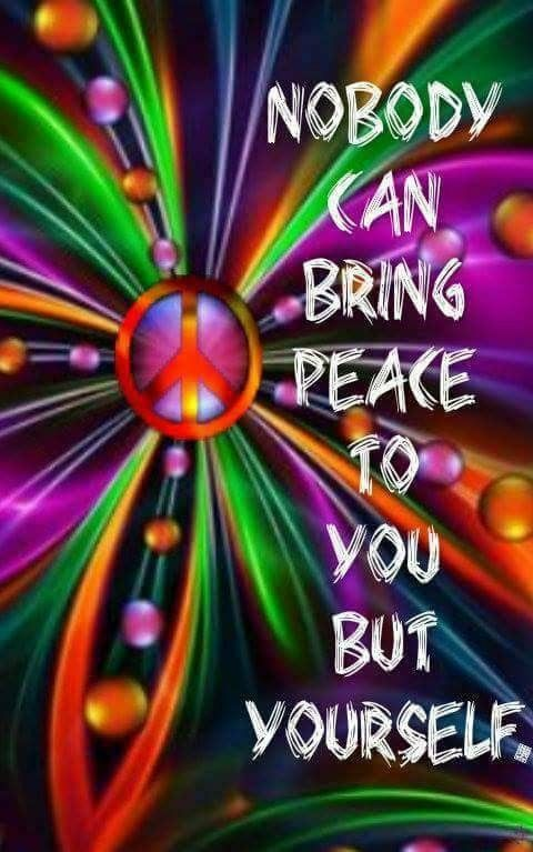 Bring peace to you!