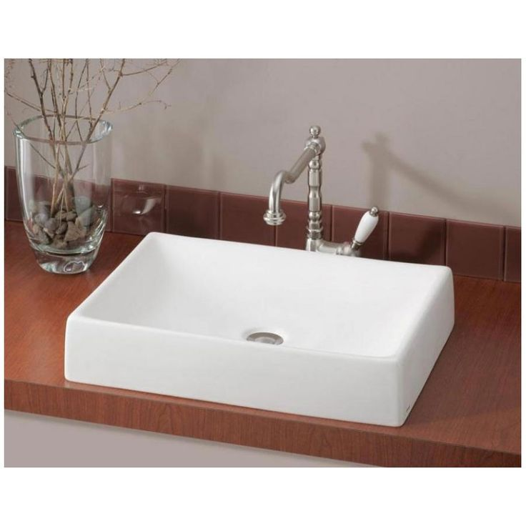 Gallery Website Shop Cheviot Quattro Overcounter Vessel Sink at Lowe us Canada Find our selection of bathroom sinks at the lowest price guaranteed with price match