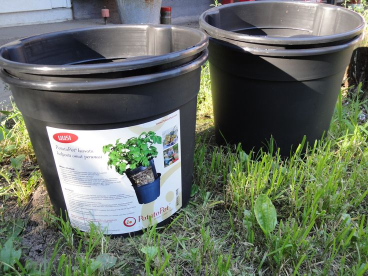 Potato (grow) bucket for the summers to come